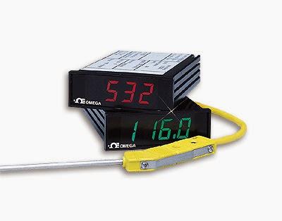 Temperature Meters - DP116 - Omega