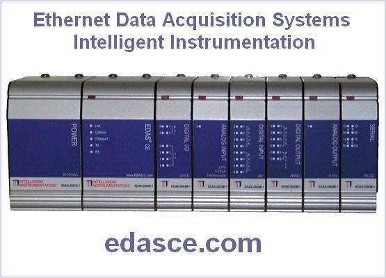 Ethernet Data Acquisition Systems - Intelligent Instrumentation