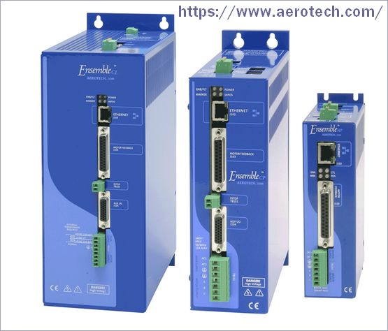 Aerotech - Motion Control Products