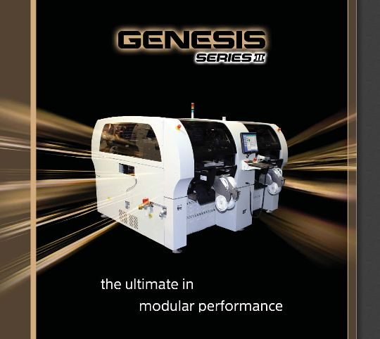 Universal Instruments - Manufacturing Technologies