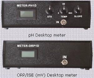 pH ORP Desktop meter - EID