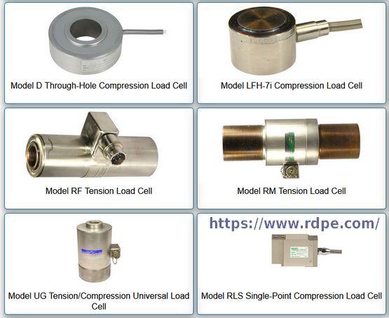 Universal Load Cells - RDP Electronics UK